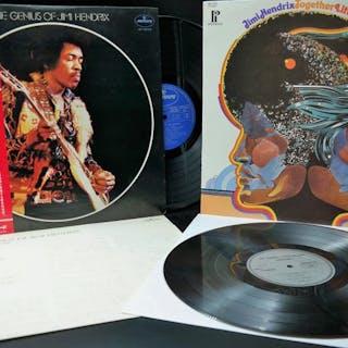 Jimi Hendrix -The Genius Of Jimi Hendrix & Little Richard...
