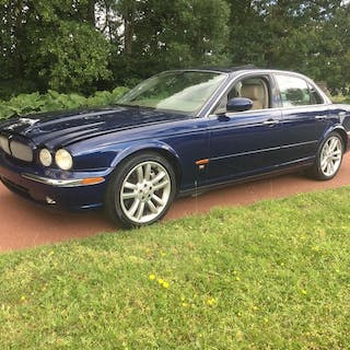 Jaguar - XJ 4.2 V8 Supercharged - 2004