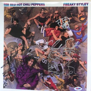 Red Hot Chili Peppers - Freaky Styley - LP Album