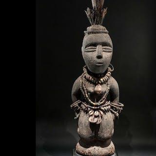 Fetish - Wood - Vaudou Vodun - Bariba - Benin