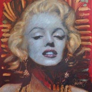Peter Donkersloot - Marilyn Monroe Gold