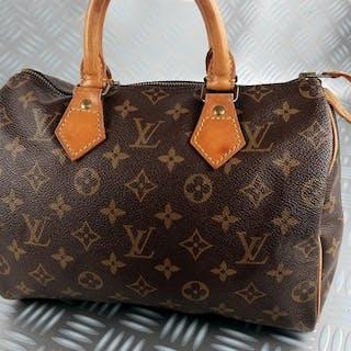 Louis Vuitton - Monogram Boston Speedy Handbag