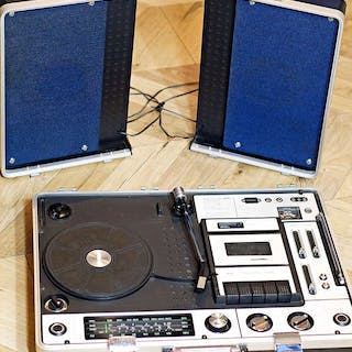 Aciko - ACRT-6000 with speakers - Stereoanlage
