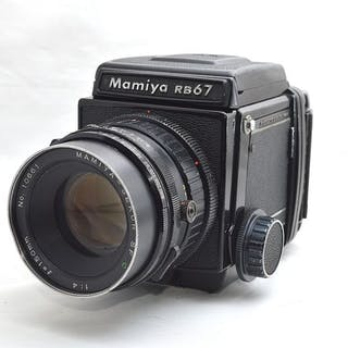 Mamiya EXC++++ Mamiya RB67 Pro 6x7 Format + SF C 150mm F4 Lens From Japan M96