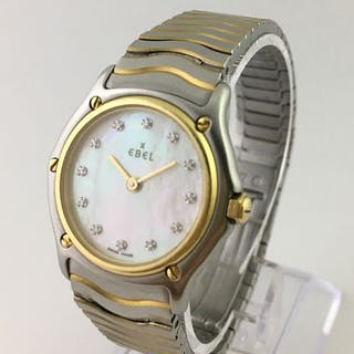 Ebel - Wave Sport Yellow Gold 18kt