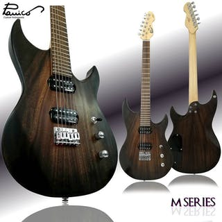 Panico custom instruments - M series M155 - Electric guitar - Italy - 2019