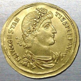 Roman Empire - AV Solidus