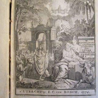 Johannes Plevier- De handelingen der H. Apostelen beschreven door Lukas - 1774