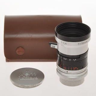 Kern Switar H16 RX 10mm F:1.6  C mount for Bolex H-16 Reflex cameras