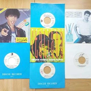 Edoardo Bennato - Diverse Titel - 7″-Single - 1980/1990