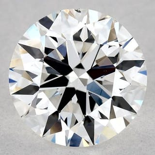 1 pcs Diamond - 0.80 ct - Brilliant