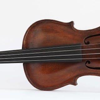 Old master violin labeled Postacchini - 4/4 - Violino - Italia - 1854