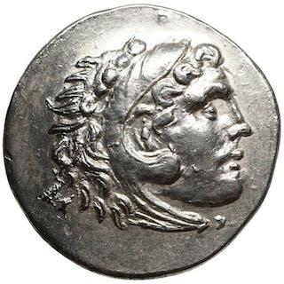 Greece (ancient) - AR Fourée Tetradrachme