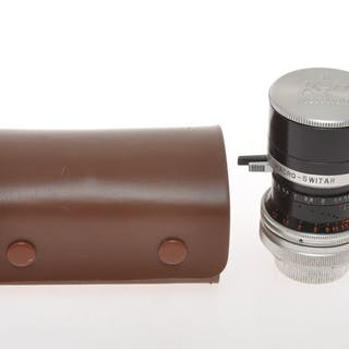 Kern Macro Switar RX 26mm F:1.1   C mount for Bolex H-16 reflex cameras