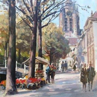 Daan Muehlhaus (1907-1981) - Delft