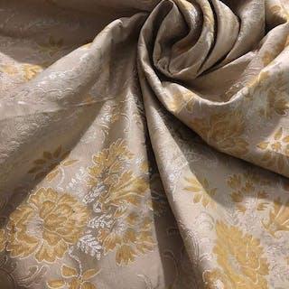 Mt 2.90 x 3 mt Elegante tessuto damascato San Leucio