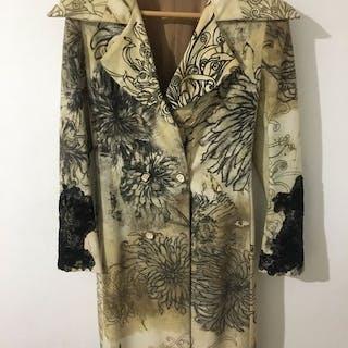 Dolce & Gabbana - Coat - Size: EU 42 (IT 46 - ES/FR 42 - DE/NL 40)