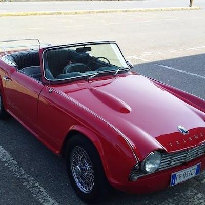 Triumph - TR4 - 1963
