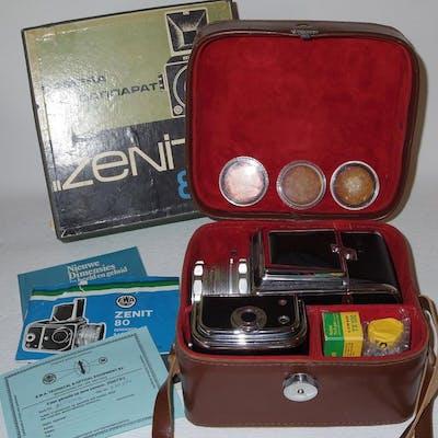Zenith 80 - Russische Hasselblad kopie - medium format