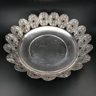 Centrotavola - .925 argento - Italia - 21° secolo