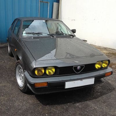Alfa Romeo - GTV 2.0 - 1982