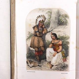 Alfred des Essarts - L'Univers illustré ou géographie vivante - 1840