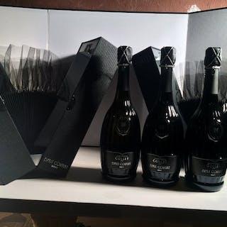 """Collet """"Esprit Couture"""" Limited Edition - Champagne Brut - 3 Bouteilles (0,75 L)"""