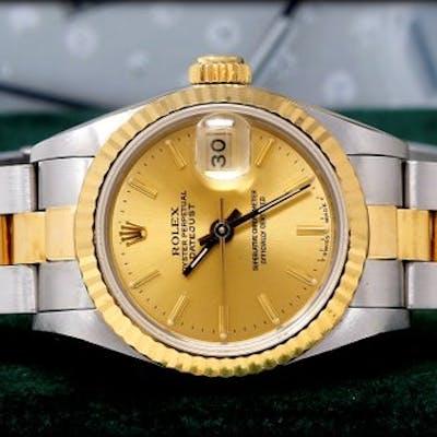 Rolex - Datejust Lady - Ref.69173 - Donna - 1990-1999