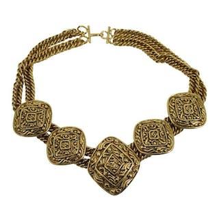Chanel - Medallion Vintage rare - No Reserve Halskette