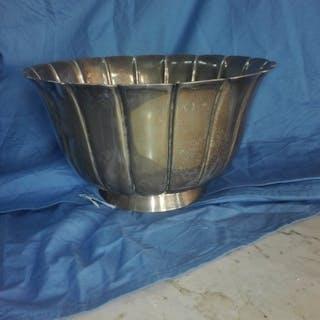Vase (1) - .925 Silber - Bulgari - Italien - 1980-1990