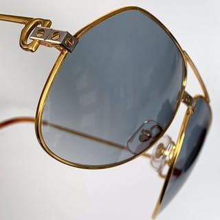 Cartier - Vendome - Heavy gold plated Sonnenbrillen