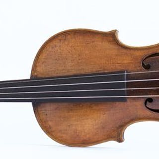 labeled Grancino - 4/4 - Violin - Italy - 1699