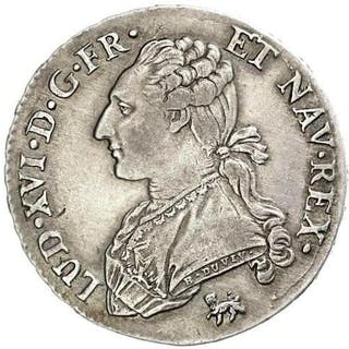 France - Louis XVI - ½ Ecu 1792-A (Paris) - Silver