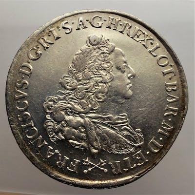 Firenze - Francescone 1763 - RARA2 / Francesco III di Lorena - Argento