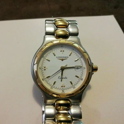 Longines - Longines Conquest Swiss Made  - L1.503.3 - Donna - 2000-2010
