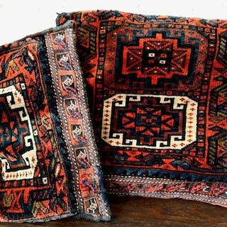 Bachtiar - Cushions made from a bag - 50 cm - 50 cm