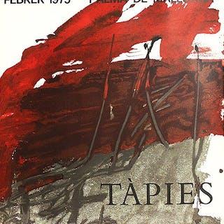 Antoni Tàpies - Sala Pelaires - 1975