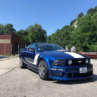 Ford - Mustang 427 R Roush- 2008