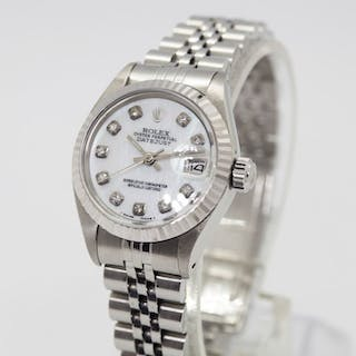 Rolex - Oyster Perpetual DateJust - 6917 - Women - 1970-1979