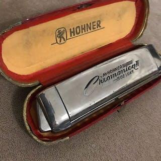 Hohner - M. Hohner Chromonica II - Diverse Modelle - Harmonico - 1935
