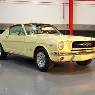 Ford - Mustang Fastback 289CI V8 - NO RESERVE - 1965