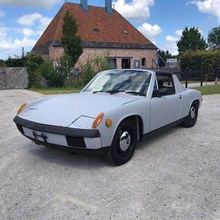 Porsche - 914- 1971