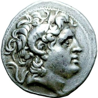 Greece (ancient) - Kings of Thrace
