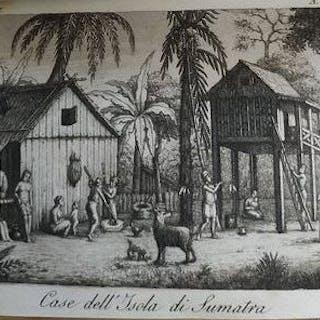 La Galleria del Mondo Almanacco per l'anno 1832 - 1832