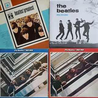 Beatles - 3 Great albums (5LPs) + 2019 Calendar...