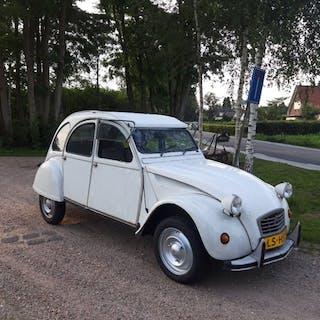 Citroën - 2cv - 1989