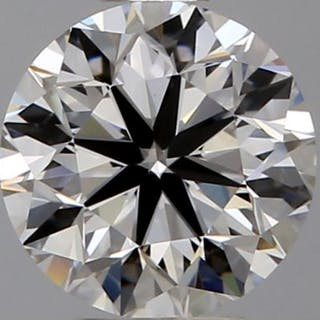 1 pcs Diamond - 0.23 ct - Brilliant - E - VS1