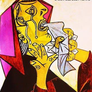 Pablo Picasso - Museu del Prado, 1982