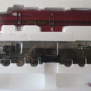 Brawa H0 - 21679 - Diesellokomotive - PA LV 611 - Lehigh Valley