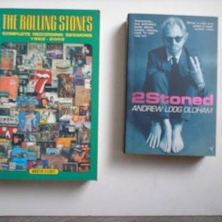 Rolling Stones - Multiple titles - 7 Bücher - 1976/2010